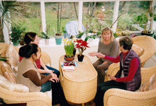 Conservatory chat